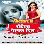 Rowela Pagal Dil Tohare Yaad Me.mp3 Amrita Dixit New Bhojpuri Mp3 Dj Remix Gana Video Song Download